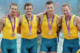 Greatest Summer Olympic Bulges